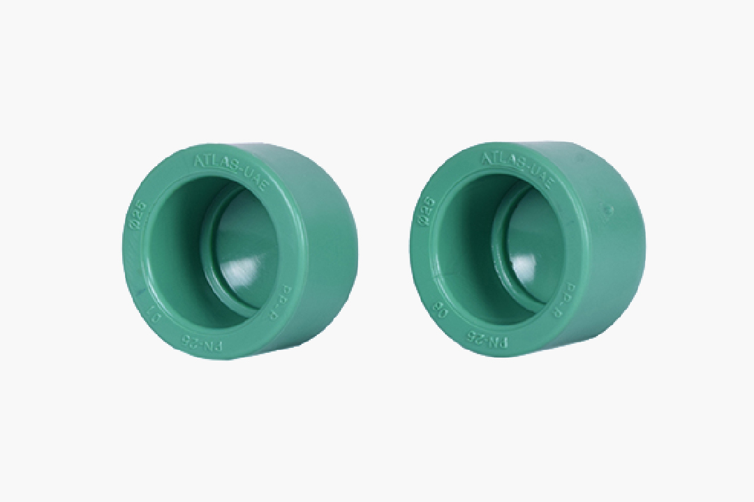 PPR Pipes-endcaps