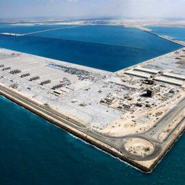 Abu Dhabi Khalifa Logistics Port Phase 2