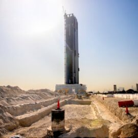 Design & Construction of Infrastructure at Dubai Maritime City – Phase 1 Commercial District