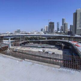 R1102 Al Khail Avenue Mall – JVT – Access Roads and Bridges