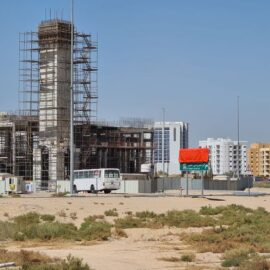 DEWA-ED – Dubai land Residence Complex (DLRC) Infrastructure Modification