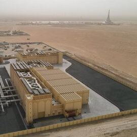 DEWA – Mohammed Bin Rashid Al Maktoum Solar Park (Phase 4 & Phase 5)