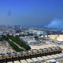 Jebel Ali Power Station M-Extension Project