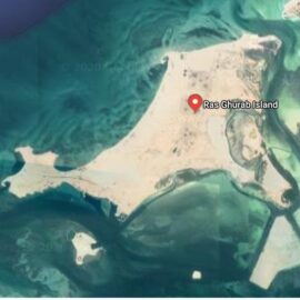 Power Supply to Ras Ghurab Island Project