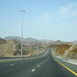 MOID – Improvement and Upgrading of the Intersection of Fujairah – Khorfakkan Road and Yabsa – Fujairah Port Road